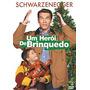 Dvd Um Herói De Brinquedo (lacrado) - Schwarzenegger