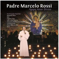 Cd Padre Marcelo Rossi -ágape Amor Divino - Oferta!