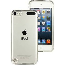 Capa/case Ipod Touch 5 5g Crystal Clear