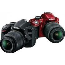 Camera Nikon D3200 Lente 18-55+maleta + Cartão 16gb Classe10