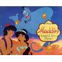 Livro Disney Alladin Interativo 3d