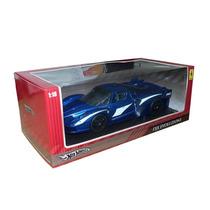 Hot Wheels Ferrari Fxx Evoluzione 1:18 Mattel - T6922
