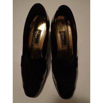 Sapato Preto Salto Lindíssimo N37