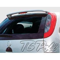 Gm Corsa Hatch 02/12 Aerofolio Tg Poli Preto 30 Leds 03199