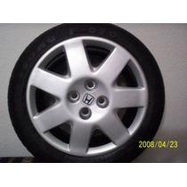 Calota Honda Civic Aro 15 Modelos De Ano 2000 A 2008 Nova !!