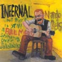**nando Reis **infernal (cd Novinho!!!)