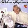 Cd Richard Clayderman Con Amor (importado)