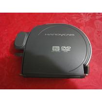 Carcaça Lateral Sony Handycam Dcr-dvd105 Com Flat Testado.