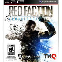 Ps3 * Red Faction Armageddon * Lacrado * Rj