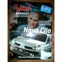 Revista Painel Renault Clio Carro Auto Scenic Laguna Folder