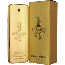 Perfume One Milion 200ml Original Lacrado Pronta Entrega