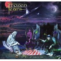 Cd Frozen Tears - Way Of Temptation (megahard)