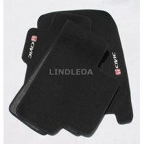 Tapetes Personalizados Novo Civic Honda Lxl Exs 2012-13 Lxs