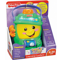 Lamparina Aprender & Brincar Fisher-price- Mattel