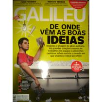 Revista Galileu N.233-12/2010-de Onde Vêm As Boas Idéias