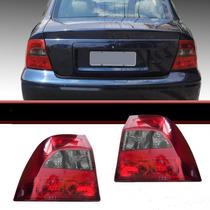 Lanterna Traseira Vectra 00 A 06 Bicolor Ré Fume