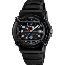 Relógio Casio Hda600b Analógico Quartz Esportivo Leve Bonito