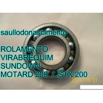 Rolamento Do Virabrequim Sundown Motard 200 / Stx 200