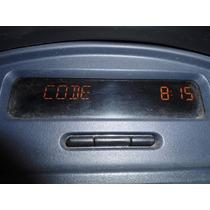Codigo Para Radios Renault, Clio, Megane, Scenic, Kangoo