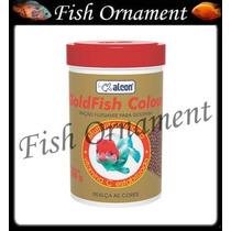 Ração Alcon Gold Fish Colour 100 Gramas Fish Ornament