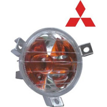 Lanterna Dianteira Mitsubishi L200 2001>2004 Fort Luz
