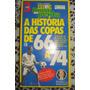 Vhs- Histórias Copas De 66 A 74- Coleção Istoé