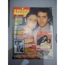 Revista Amiga - Wilza Carla,ronnie Von,tony Ramos,dolabella