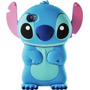 Capa Case Para Iphone 4 4g 4s - Modelo Stitch 3d Disney