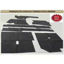 Forração Revest Assoalho Fusca Tipo Original Tunel 1971/1974