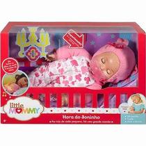 Boneca Little Mommy Hora Do Soninho Ref.:x8147