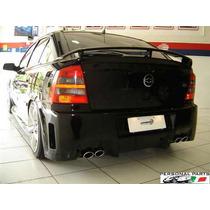 Para Choque Traseiro Tuning Do Astra Hatch 2003/08