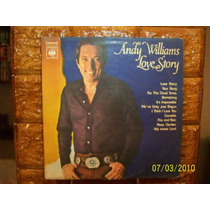 Vinil Lp Andy Williams - Love Story 1971