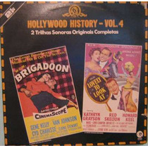 2 Trilhas Sonoras Originais - Hollywood History Volume 4