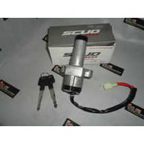 Chave De Contado Scud Honda Cg150 08
