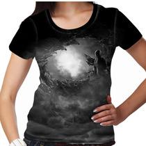 Camiseta Harry Potter Dementadores Feminina