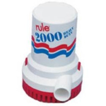 Bomba De Porão 2000 Gph Rule