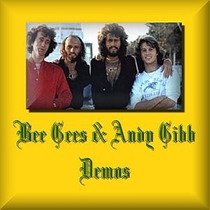 Cd - Bee Gees & Andy Gibb Demos
