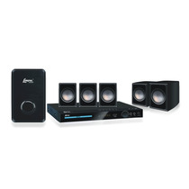 Home Theater 5.1 Lenoxx Ht-726 Dvd Usb Karaokê Radio Fm Mp3