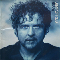 Cd - Simply Red - Blue