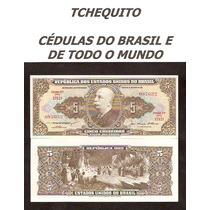 Brasil - 5 Cruzeiros - C068 - Fe - Cédula