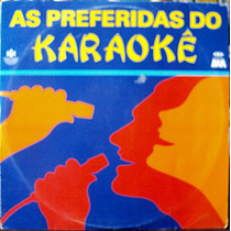 Lp Vinil - As Preferidas Do Karaokê - 1985 - Coletânea