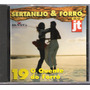 Cd Sertanejo E Forró