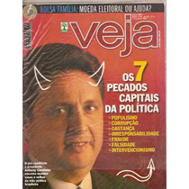 Revista Veja - Os 7 Pecados Capitais Da Política