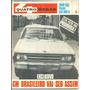 Quatro Rodas 89 1967 Opala, Teste Com Galaxie Turismo Fenemê
