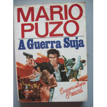 Livro - Mario Puzo - A Guerra Suja - Supersellers Reord
