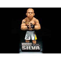 Boneco Ufc - Wanderlei Silva - Round5 - Ultimate Collector