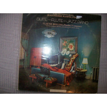 **claude Bolling** **suite For Flute And Jazz Piano**