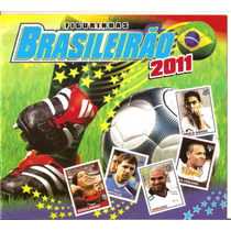 Album Campeonato Brasileiro 2011 - Não É Panini Completo