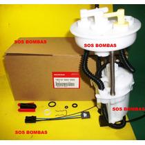 Tampa E Filtro Da Bomba Combustivel Honda Fit Original 2004