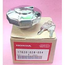 Tampa Tanque Cg125 Ml125 Honda Original